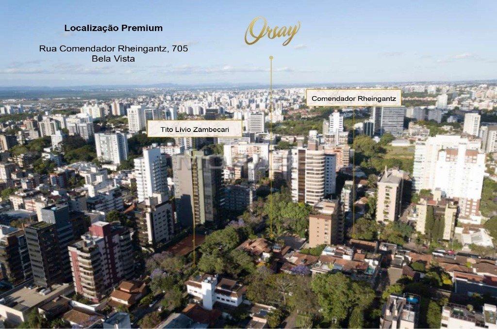 Orsay Apartamento Bela Vista, Porto Alegre (25863)