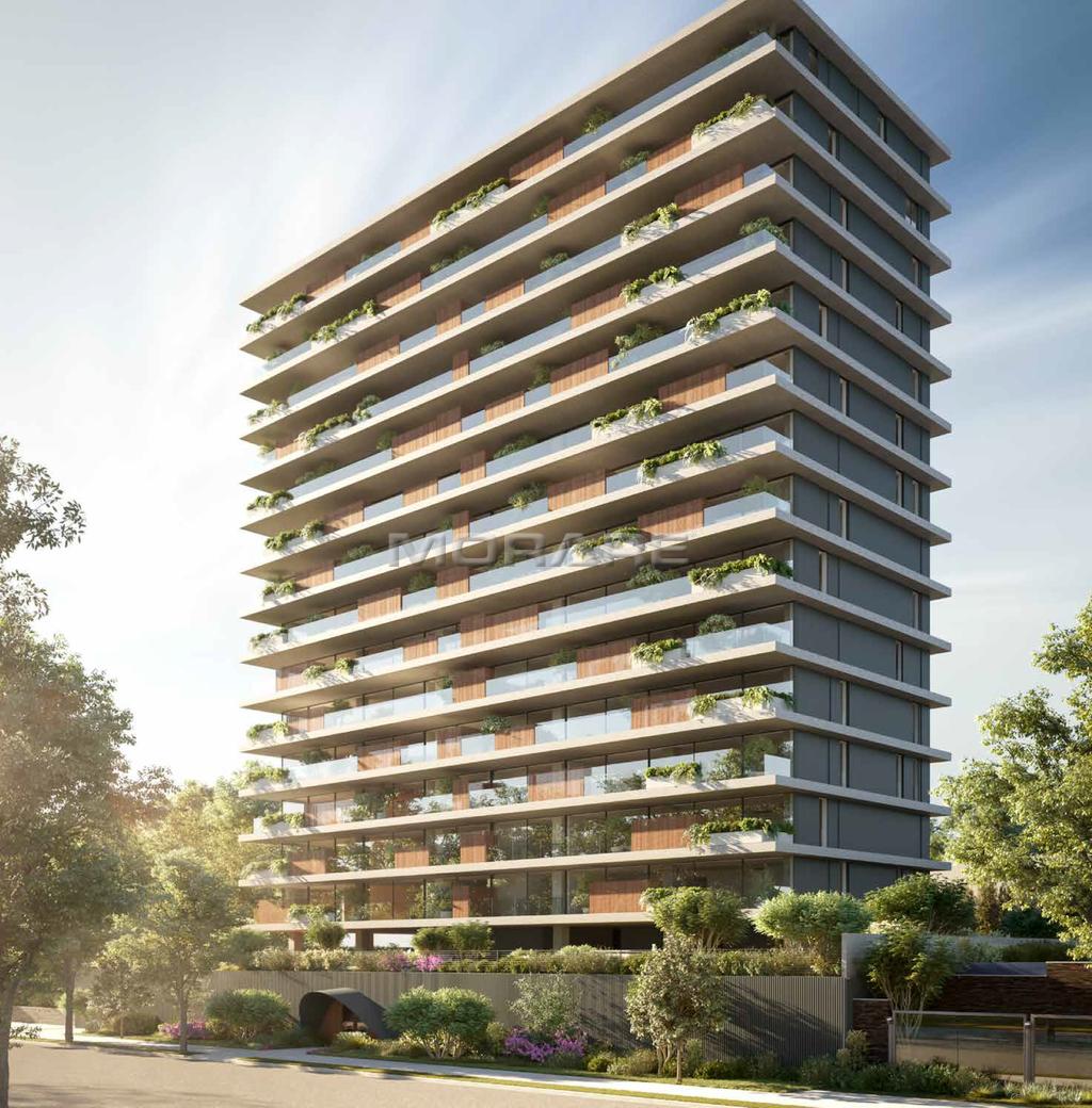 Varanda Apartamento Petrópolis, Porto Alegre (26191)