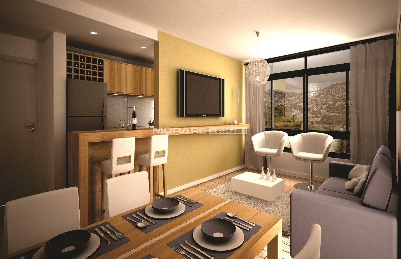 Apartamento  Próximo à Cristiano Fischer