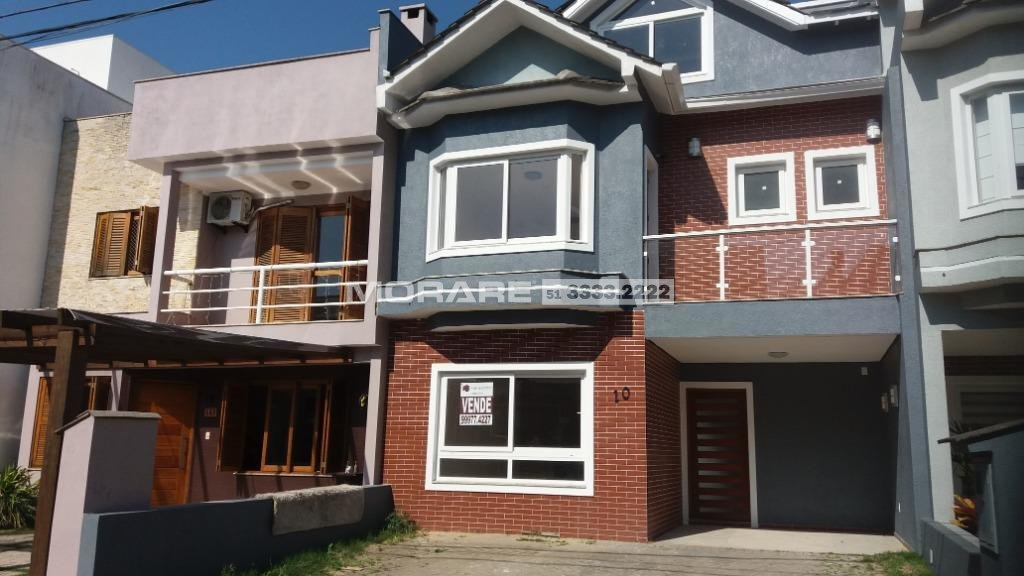 Casa em Condominio Aberta Dos Morros, Porto Alegre (28137)